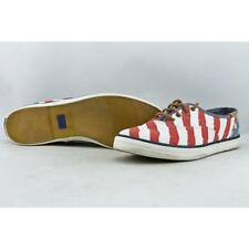 Keds Champion Patriotic Women US 7.5 Multi Color Sneakers Pre Owned  1986
