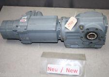 Sew Motoréducteur 840 min KH37 CM71S / br / TF / AS1H/SB60 Vis sans fin