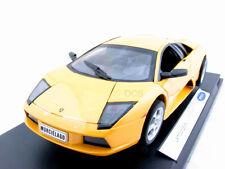 WELLY  LAMBORGHINI MURCIELAGO ORANGE / YELLOW 1/18 DIECAST CAR