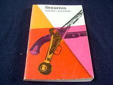 HOWARD L. BLACKMORE: FIREARMS~A DUTTON VISTA PICTUREBACK~1964