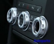 Chrome console switch button ring cover trim Range rover sport 2010 2011 2012