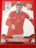 2014 PANINI PRIZM WORLD CUP #161 WC CRISTIANO RONALDO(PORTUGAL) FIRST PRIZM CARD