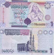 Libia / Libya 1 Dinara 2009 P71 FDS / UNC
