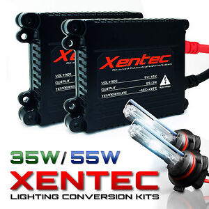XentecXenon Lights 35W 55W SLIM HID Kit for Mazda Miata MPV MX-3 MX-5 MX-6 CX-9