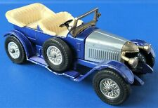 MATCHBOX YESTERYEAR Y-2 1914 PRINCE HENRY VAUXHALL. 1970's.