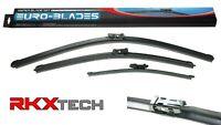 RKX Front + Rear Windshield Wiper Blades Set 24 + 22 + 14 FOR VW Tiguan L R OEM