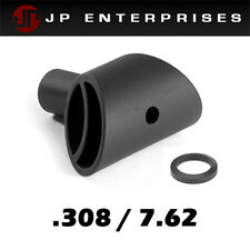 JP Enterprises Recoil Eliminator 308 / 7.62 Muzzle Brake 5/8 x 24 TPI - Black