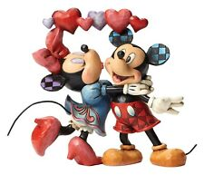 Enesco Disney Traditions Jim Shore Love Is In The Air 4046038
