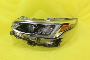 🏰 20 2020 Subaru Legacy Outback Left LH Driver Headlight OEM *2 TABS DAMAGED*