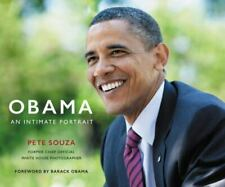 Obama: An Intimate Portrait by Souza, Pete