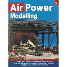 Air Power Modelling Nr. 2 Modellbauzeitschrift 1:72 1:35 1:48 1:144