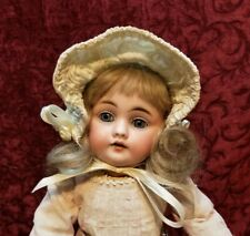 Antique German Bisque Head Doll Kestner 143 Org Marked Kestner Body 13 inch CUTE