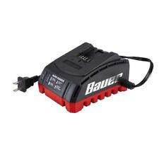 Bauer 20V HyperMax Rapid Battery Charger Lithium-Ion Batteries 1704C-B NEW