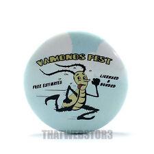 "BRAND NEW Breaking Bad Vamonos Pest 1.25"" Button ~ Officially Licensed"