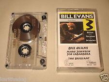 BILL EVANS - The Brilliant MC cassette un/official polish tape Johnson Labarbera