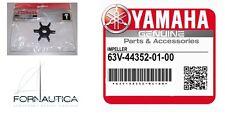 GIRANTE ORIGINALE FUORIBORDO YAMAHA 63V-44352-01 PER MOTORI 15 20 HP 4 TEMPI
