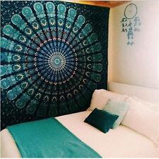 Wall Hanging Hippie Mandala Tapestry Dorm Decor Bedspread Circle