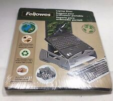 Fellowes Earth Series Laptop Riser - Black