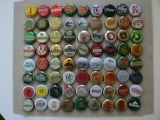 CZECH lot 72 beer , soda bottle caps ,   kronkorken   crown caps  (7)