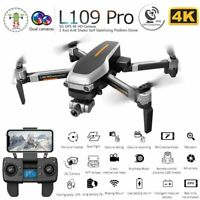 L109 PRO GPS Drone With 2-Axis Stabilizing Gimbal 4K Camera Brushless Quadcopter