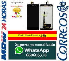 PANTALLA COMPLETA PARA BQ Aquaris M5.5 Negra TACTIL LCD Negro