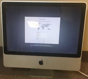 "Apple iMac 20""Mid 2009 (MC015LL/C)- 2.26GHz C2D / 4GB / 160GB"