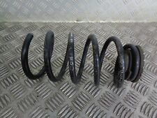 2008 VAUXHALL CORSA D DRIVER SIDE REAR SUSPENSION COIL SPRING