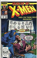 MARVEL COMICS WHAT IF THE X-MEN DIED ON THEIR FIRST MISSION #9