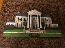 Shelia's Collectible Houses (Retired) Graceland Elvis New In Box
