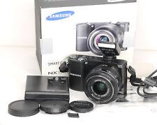 Samsung NX NX1000 20.3MP Digital Camera Kit - Black (5813BL)