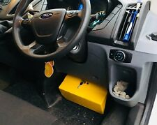 Ford Transit custom Mk8 anti theft security pedal lock all models 2014 onwards