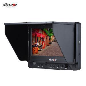 "Viltrox DC70EX 4K 7"" HD Clip-on HDMI SDI AV DSLR Camera Video Monitor LCD Screen"