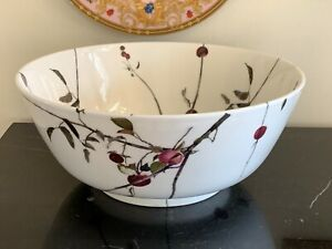 Royal Doulton Limited Edition Wyeth Bowl by Andrew Wyeth, Franklin Mint with COA