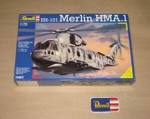 REVELL 04907 - Agusta Westland EH-101 Merlin HM.1 - Royal Navy - 1 72 - 2003 -