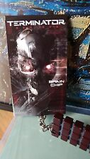 Loot Crate Exclusive Terminator Genisys Brain Chip Keychain