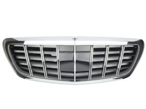 AMG GTS Panamericana Grille W222 S Class Models FROM 2013 ONWARDS
