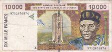 AFRIQUE DE L'OUEST-SENEGAL : 10000 FRANCS 1997 - P.714Ke