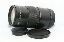 PENTACON 200mm F:4 MC Obiettivo TELE per Reflex a Vite M42 Praktica Pentax Zenit
