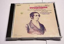 Carl Maria von Weber - Ouvertüren  Staatskapelle Dresden - Gustav Kuhn
