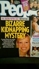 PEOPLE MAGAZINE ISSUE 11/13/2017  THE SHERRI  PAPINI CASE NEW DETAILS
