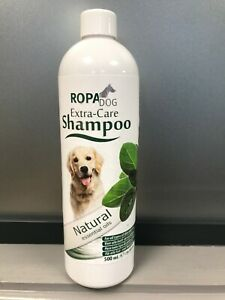 RopaDOG natural Shampoo - 500ml - Mildly cleans and shines your dog's coat