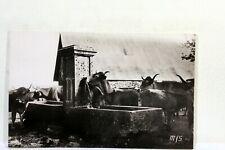 1308 CPSM 12 AVEYRON   AUBRAC  FRANCE POSTCARD PHOTO VERITABLE