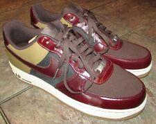NIKE 2009 Air Force 1 AF1 Low DJ Clark Kent East VS West Shoes #318775-221 Sz 12