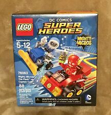 LEGO Mighty Micros: The Flash vs. Captain Cold  DC Comics FREE US SHIPPING