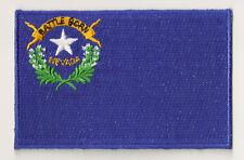 PP-375 Ecusson brodé écusson patche patch drapeau NEVADA thermocollant