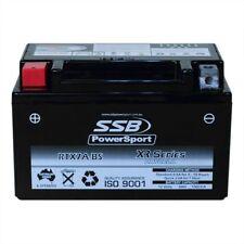 SSB 12V 150CCA 6Ah RTX7A-BS High Peformance AGM Motorcycle Battery YTX7A-BS