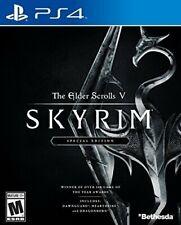 The Elder Scrolls V: Skyrim Special Edition PS4 (Sony PlayStation 4) Brand New