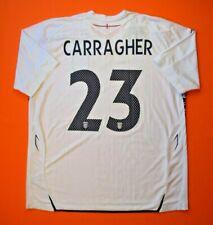Carragher England Jersey 2007 2009 Home Size XXL Shirt Mens Football Umbro ig93