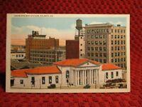 1930'S. UNION RAILWAY STATION. ATLANTA, GEORGIA.  POSTCARD E9