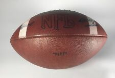 Vintage 1980's University of Pittsburgh Panthers Nfl Pete Rozelle Game Ball